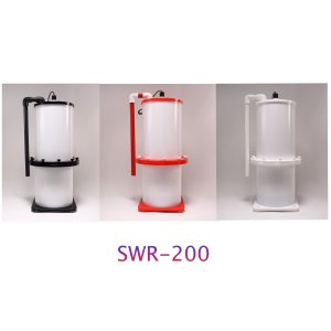 画像1: ReefLive海藻リアクターSWR−200 内部式(DCモーター付き)ホワイト・ブラック・レッド